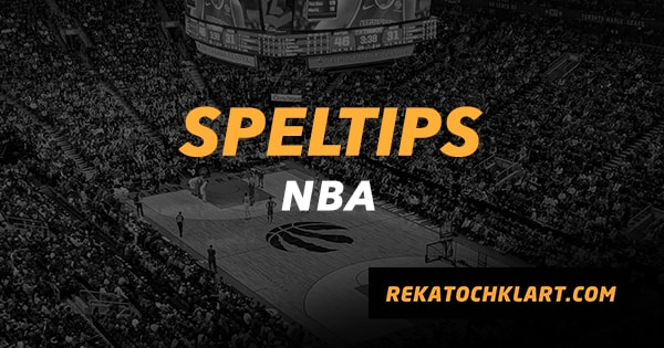 Speltips DEN Nuggets – MIL Bucks